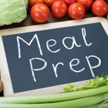 How to Meal Prep – The Step by Step Guide That Will Change Your Life